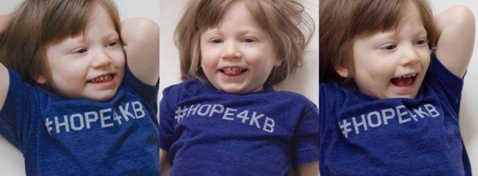 #Hope4KB