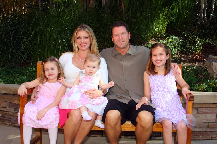 valentine day special stars family portrait