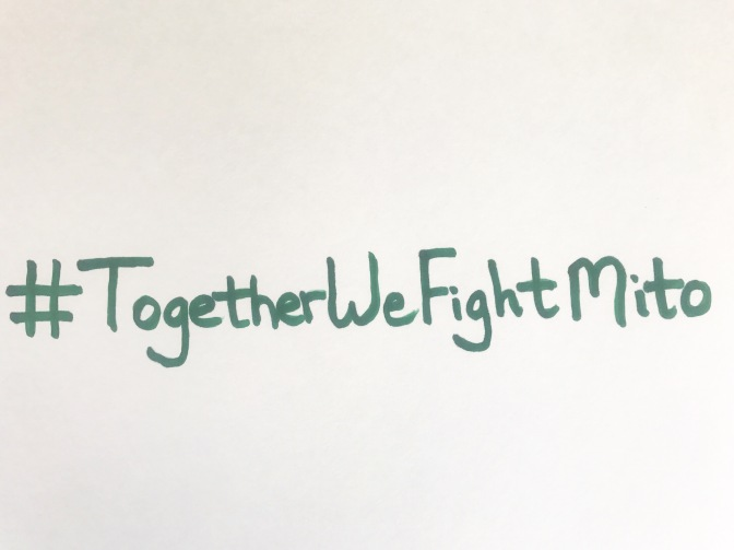 #TogetherWeFightMito